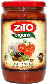 Zito Organic products
