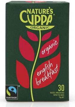 Natures Cuppa products