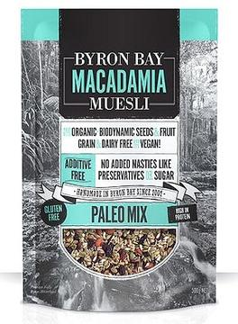 Byron Bay Macadamia Muesli products