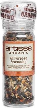 Artisse Organic products