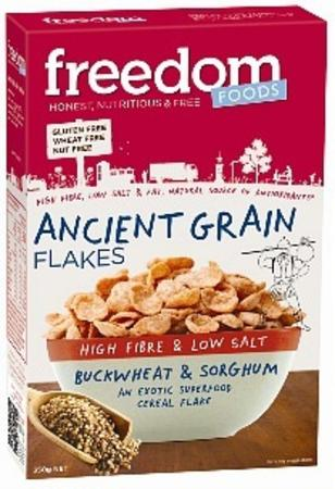 Freedom Foods | Gluten Free Products, New Zealand