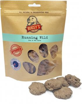 Bugsy's Treats products
