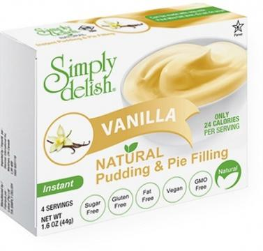 Simply Delish products